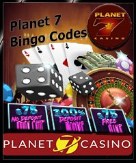 No Deposit at Planet 7 bingoguidebook.com